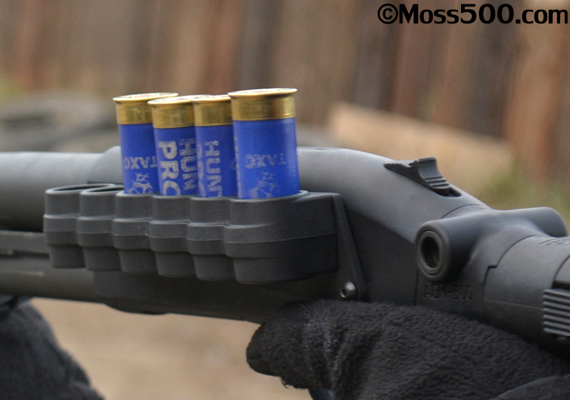 Mossberg 500/590 Oversized Safety Button